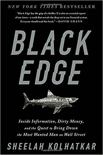[By Sheelah Kolhatkar ] Black Edge (Paperback)【2018】 by Sheelah Kolhatkar (Author) (Paperback)