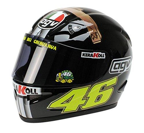 1/2 AGV ヘルメット V.ロッシ MOTOGP ヘレス テストバージョン 2007 327070046