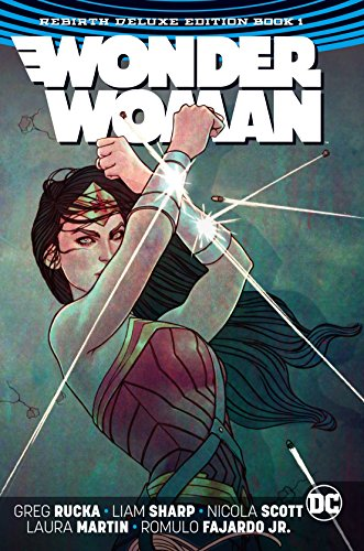 Wonder Woman: The Rebirth Deluxe Edition Book 1 (Rebirth) (Wonder Woman Rebirth) (Wonder Woman Vol 2 Year One Rebirth)