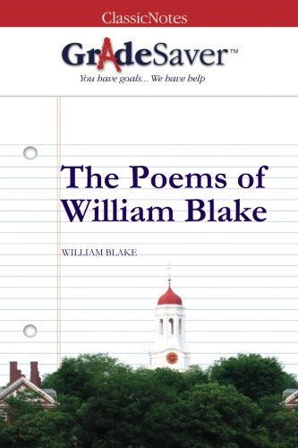 The Poems Of William Blake The Season Songs To Spring To Summer