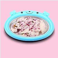 Mbelline Ice Cream Roll Maker - Make Amazing Ice Cream Desserts at Home in an Instant - Food Grade DIY Rolled Ice Cream Frozen Yogurt Grill