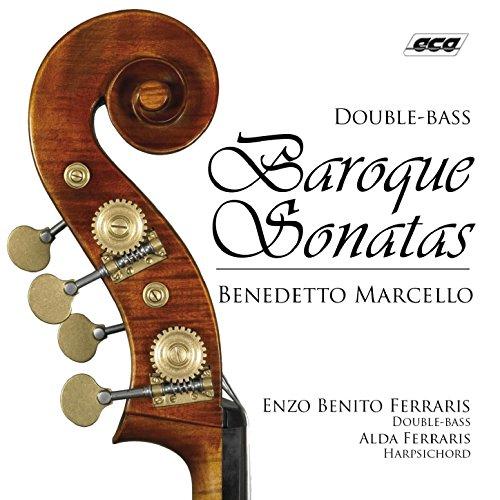 Double Bass Baroque Sonatas