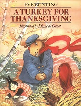 A Turkey for Thanksgiving 0899197930 Book Cover