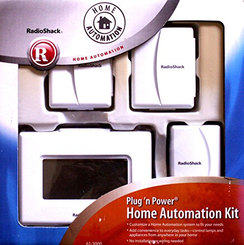 Radio Shack Plug 'n Power Home Automation Starter Kit - Radio Shack Plugs