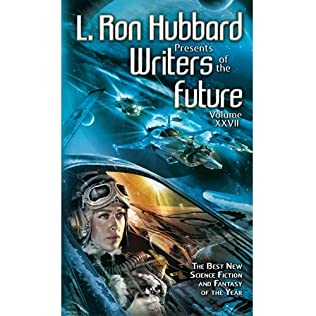 book cover of L. Ron Hubbard Presents Writers of the Future Volume XXVII