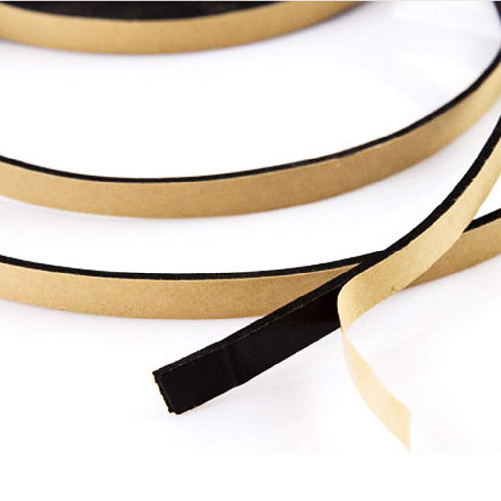 Waterproof Wall Sealing Tape Pulison Mold Proof Adhesive Tape Kitchen Bathroom All Weather Patch Tape Stretchy Sealing Tape for Roofing Patch Holes Cracks (LxW):3.2mx2.2cm/126''x0.86'' by Pulison (Image #1)