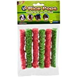 Ware Manufacturing Rice Pops Small Pet Fun Chew Treat - Large