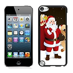 Diy Portfolio Santa Claus Black For SamSung Galaxy S4 Mini Case Cover 34