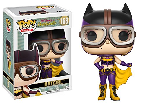 Funko POP Heroes: DC Bombshell Batgirl Toy Figures at Gotham City Store