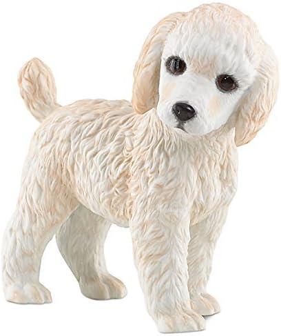 Lenox Poodle Puppy Dog Figurine