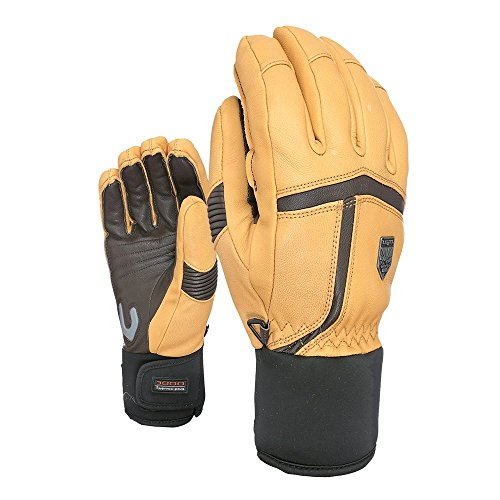 Level Off Piste Leather Glove Mens ()
