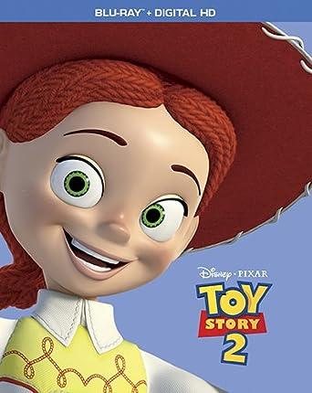 Amazon Com Toy Story 2 Blu Ray Tom Hanks Tim Allen Joan Cusack