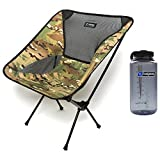 Helinox Chair One - (Multi Camo) with Free 32oz Nalgene Water Bottle