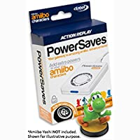 PowerSaves de Datel Action Replay incluye POWERTAGS para los personajes de Amiibo