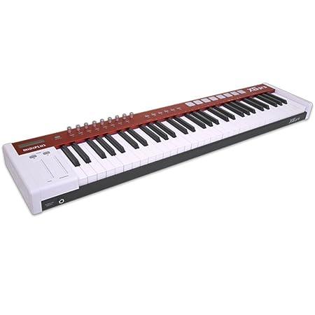 MIDIPLUS X6 Pro USB MIDI teclado controlador: Amazon.es: Instrumentos musicales