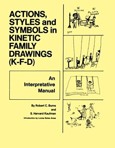 amazon com action styles and symbols in kinetic family drawings rh amazon com House Tree Person Interpretation House Tree Person Interpretation