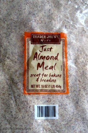 Trader Joes Just Almond Foods