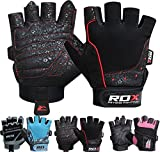 RDX Gym Weight Lifting Gloves Women Workout Fitness Ladies Bodybuilding Crossfit Breathable Powerlifting