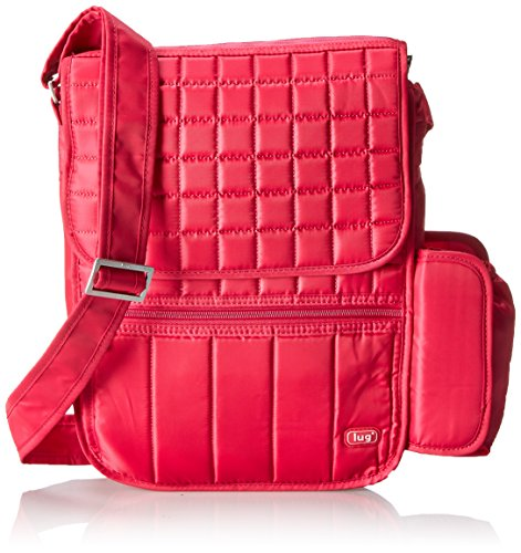 Lug Moped Day Pack, Rose Pink, One Size Cargo Mini Bag