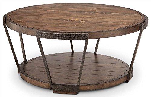 - Magnussen Yukon Round Coffee Table