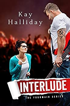 Interlude (FourMain Book 1) (English Edition) de [Halliday, Kay]