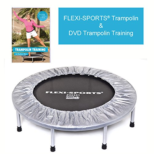 FLEXI-SPORTS® Trampolin zzgl. DVD