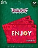 Krispy Kreme Gift Card, Multipack of 3