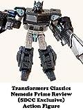 Review: Transformers Classics Nemesis Prime Review (SDCC Exclusive) Action Figure