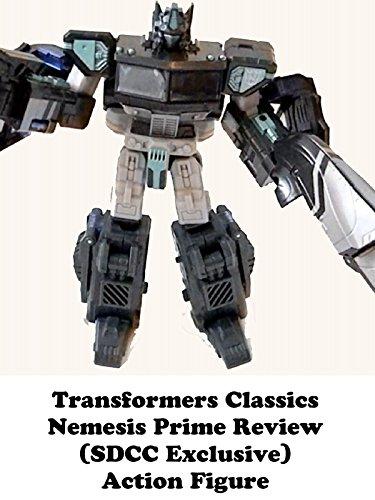 Review: Transformers Classics Nemesis Prime Review (SDCC Exclusive) Action Figure (Optimus Prime Movie)