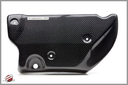 Password JDM Dry Carbon Fiber Engine Cover Compatible with 2008-2010 Mitsubishi EVO X