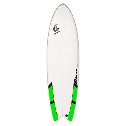 Circle One 6 pies 6 pulgadas cuchilla tabla de surf – Cola de pez de surf