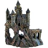 """Penn-Plax Aqua Ornament Super Castle, 16"""""""