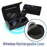 Cobble Pro True Wireless Earbuds Bluetooth V4.1 In-Ear Earphones, Mini Twins Headphone Headset