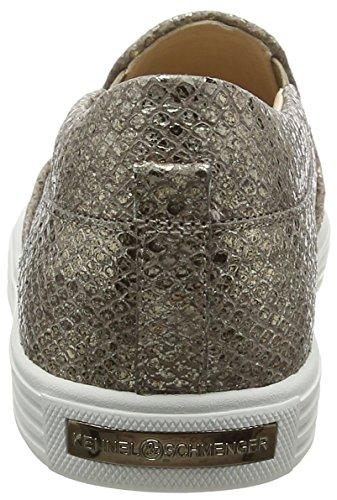 Kennel Og Schmenger Schuhmanufaktur Damer By Sneakers Brun (brun S.weiss 652) LRWyyjOg