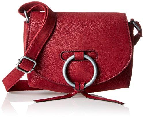 s.Oliver (Bags) 39.708.94.6051 - Bolsos bandolera Mujer Rojo (Dark Tomato)