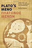 Plato's Meno: Greek Text with Facing Vocabulary and Commentary