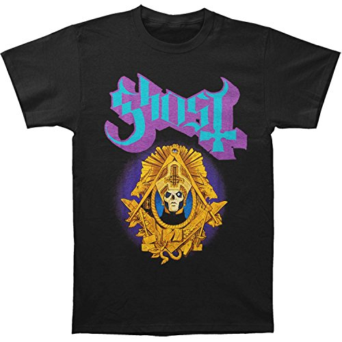 Ghost B.C. Men's Swear Right Now T-shirt X-Large (Mens Ghost)