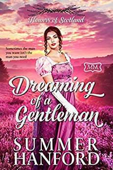 Dreaming of a Gentleman (The Marriage Maker Book 22) by [Hanford, Summer]