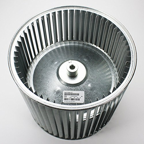 LA22ZA127 - Carrier OEM Replacement Furnace Blower Wheel / Squirrel Cage