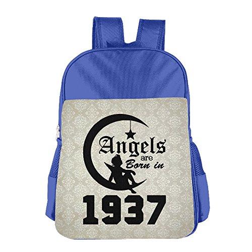 GABRIELA ROSALES Angels 1937 Elegant Travel Unisex Bag Children's Backpack Bag School Sport Bags Shoulder Backpacks Kids' Schoolbag Bags - Malls List Atlanta