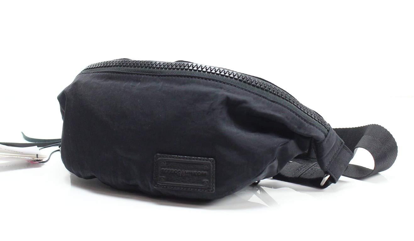 Rebecca Minkoff Women's Nylon Belt Bag, Black, One Size