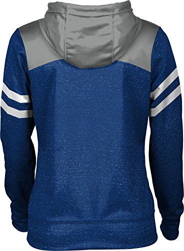 ca4c150a288 U.S. Air Force Academy Pullover Hoodie - Licensed Collegiate Women s Micro-Poly  Fabric Sweatshirt