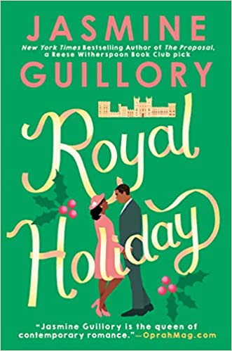 Image result for royal holiday book cover