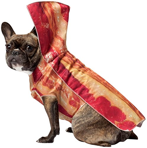 Bacon Dog Costumes (Bacon Dog Pet Pet Costume - Small)