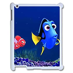 FOR Ipad 2/3/4 Case -(DXJ PHONE CASE)-Keep Smile - Finding Nemo-PATTERN 20