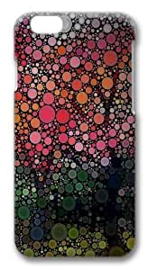 Circles artwork Custom For SamSung Galaxy S3 Case Cover Polycarbonate 3D