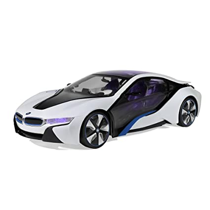 Amazon Com Rastar 1 14 Scale Bmw I8 Radio Remote Control Sport