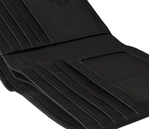 Tarjeta de la cartera Bugatti Veloce, 10 cm, Negro