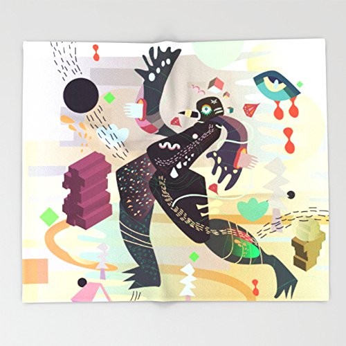 Society6 dance Throw Blankets 88'' x 104'' Blanket by Society6