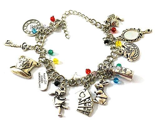 BlingSoul Alice Jewelry for Women - Wonderland Bracelet